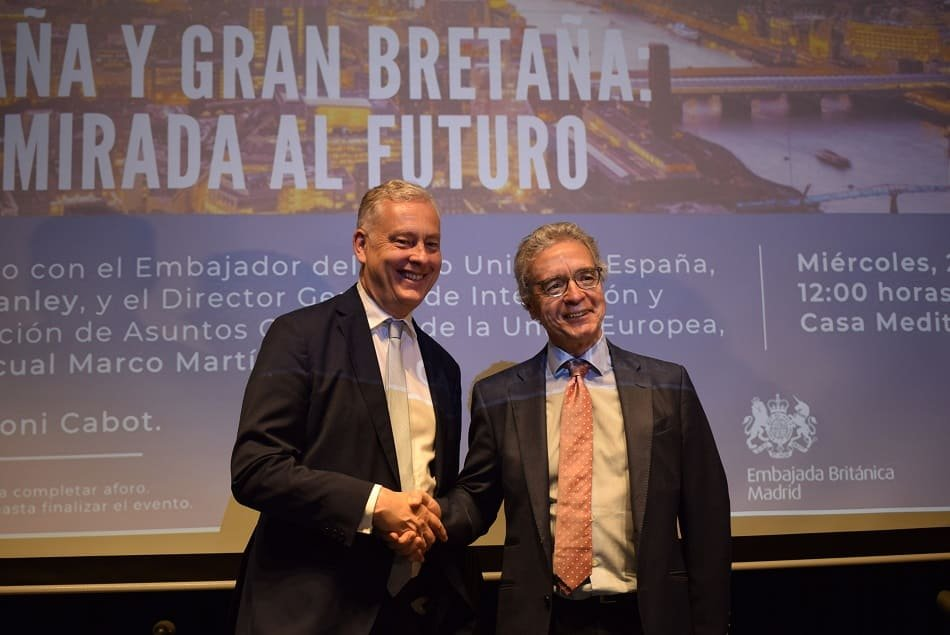 Imagen destacada El embajador de UK en España confía en que la nueva oferta de May evitará un brexit duro