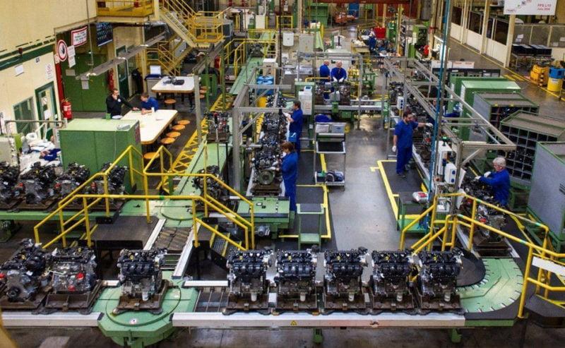 350 trabajadores de Ford