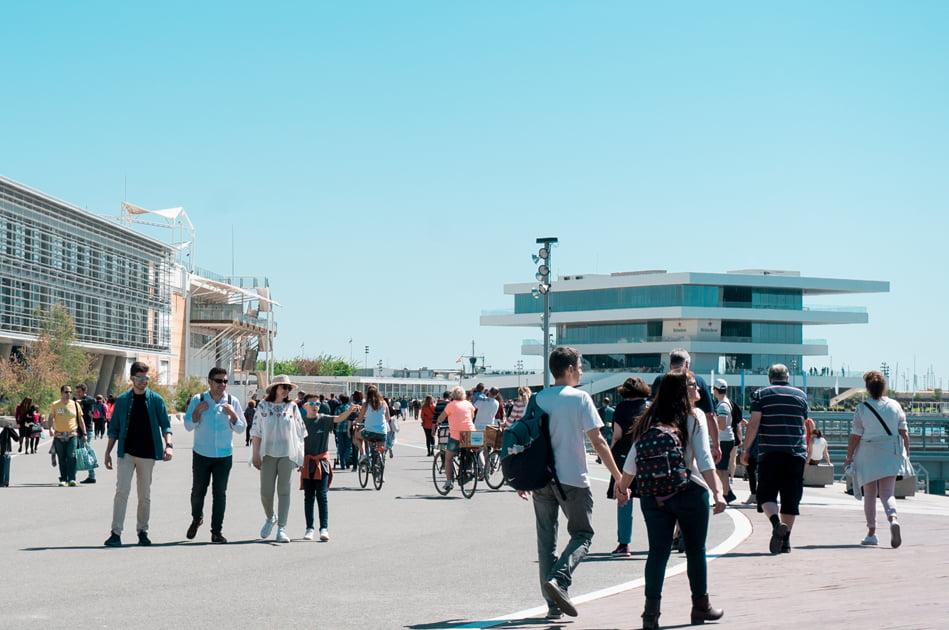 Imagen destacada Los mayores expertos en desarrollo urbano se dan cita en La Marina de València