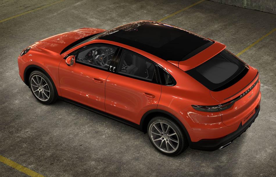 Imagen destacada Centro Porsche València presenta el nuevo Cayenne coupé