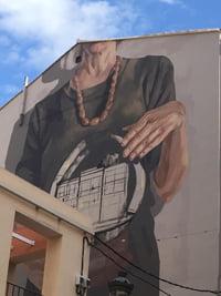 Mural de Jane Jacobs