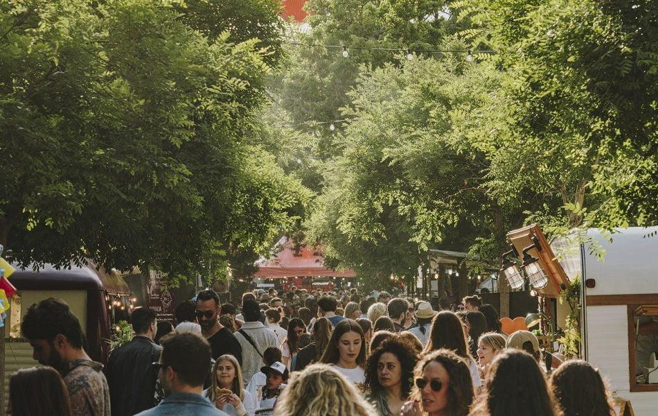 Imagen destacada El Palo Market Fest de València vuelve a batir récord con más de 12.000 asistentes