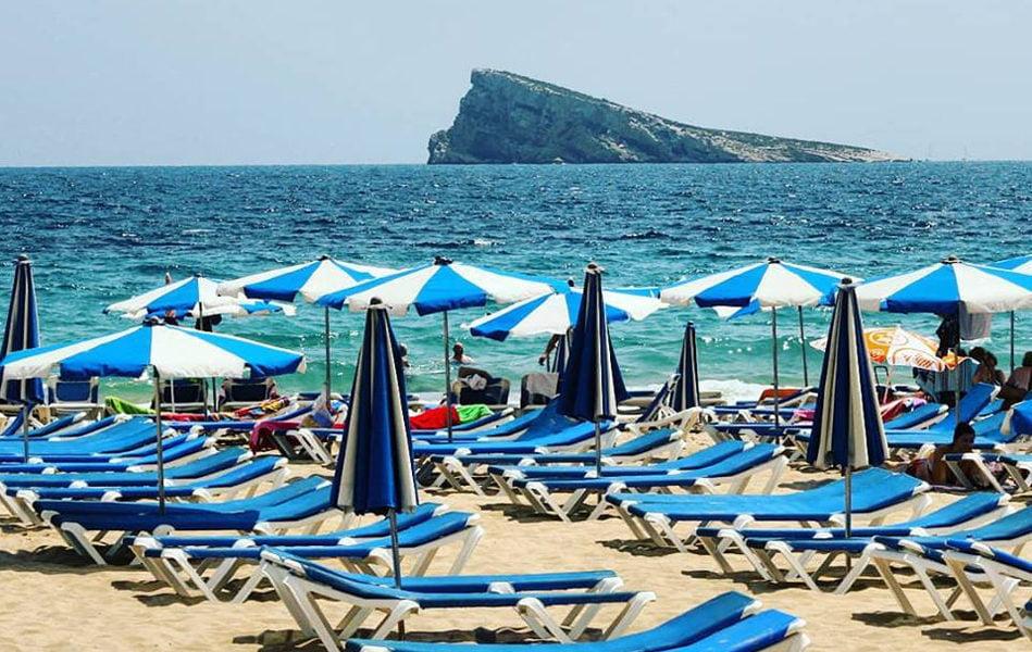 Imagen destacada Benidorm rebasa el 92 % de ocupación hotelera en la primera mitad de agosto