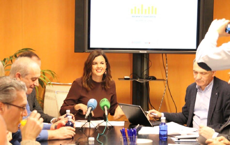 Sandra Gómez (PSPV) dedicará el 2,5% del presupuesto de València a innovación