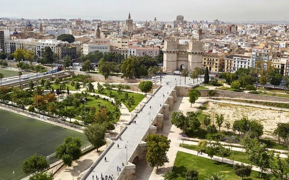 Imagen destacada La ocupación hotelera en abril supera el 85% en los hoteles de València
