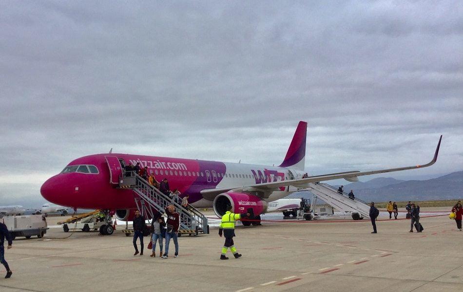 Imagen destacada Wizz Air ya vende billetes para la ruta Castellón-Londres que operará en diciembre