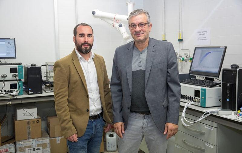 El Inam crea un interruptor óptico que mejora la eficiencia de las células solares y leds