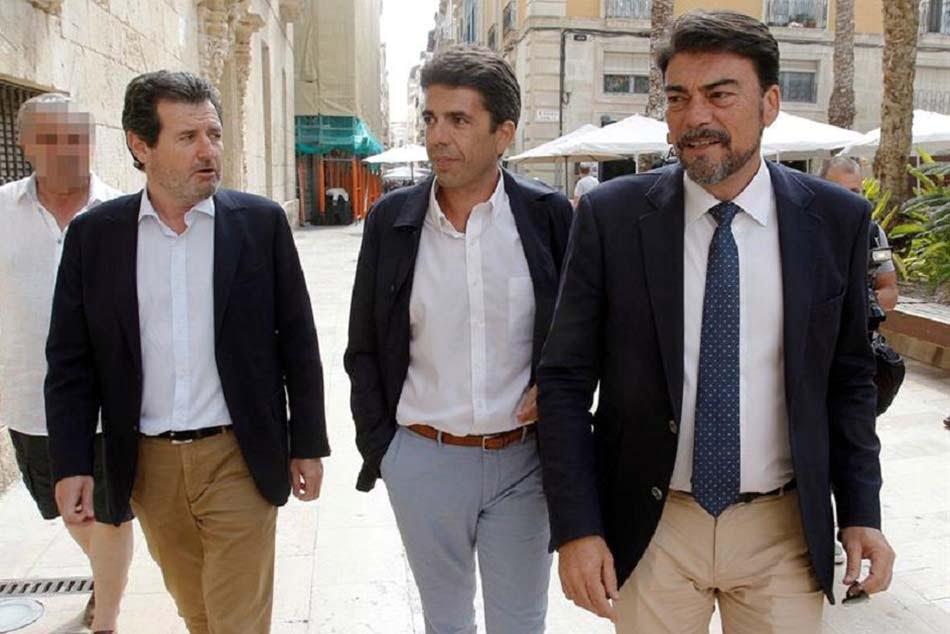 Imagen destacada Císcar dimite como presidente del PP de Alicante y le sustituye Eduardo Dolón