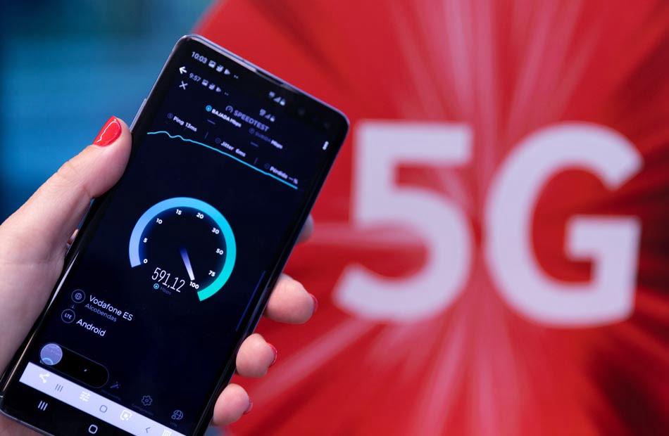 Vodafone lanza su red 5G en España a partir del 15 de junio