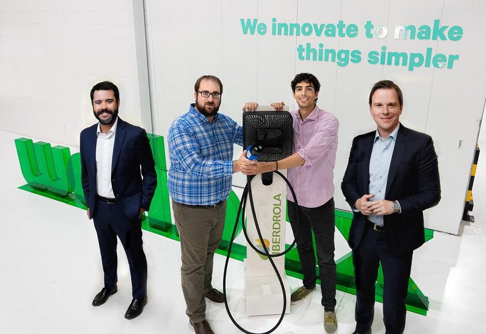 Imagen destacada Iberdrola invierte en Wallbox para desplegar una red de recarga de vehículos eléctricos