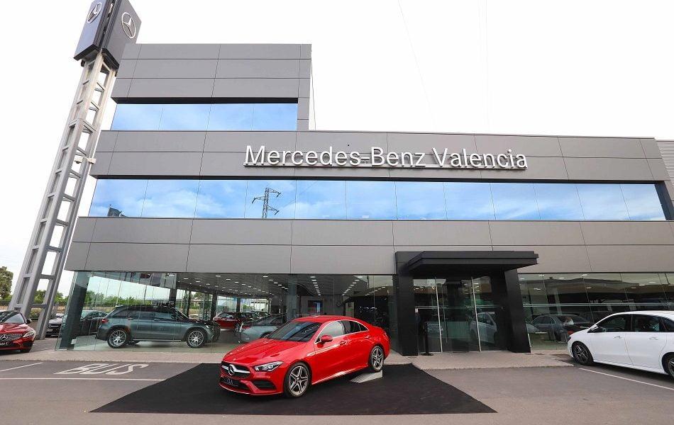 Imagen destacada Mercedes-Benz Valencia presenta el nuevo CLA Coupé en el centro de Massanassa