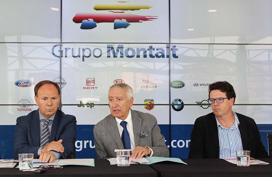 Imagen destacada Autos Montalt dejará de actuar de holding al crearse la matriz Grupo Montalt Servicar