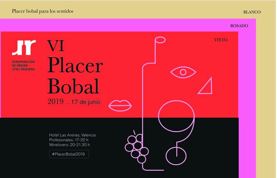 Placer Bobal presenta el próximo lunes más de cien referencias de vino
