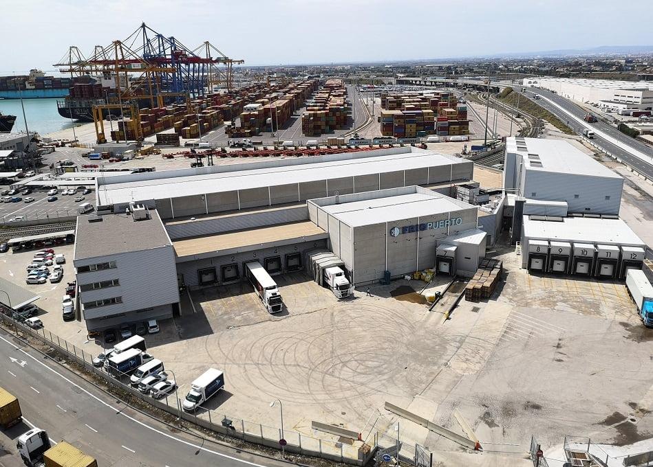 Imagen destacada Valenciaport será el epicentro de Europa para el transporte de productos refrigerados