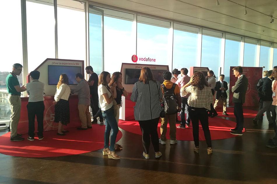 Imagen destacada Vodafone crea la mayor plataforma de usuarios 5G con 4.300 empleados