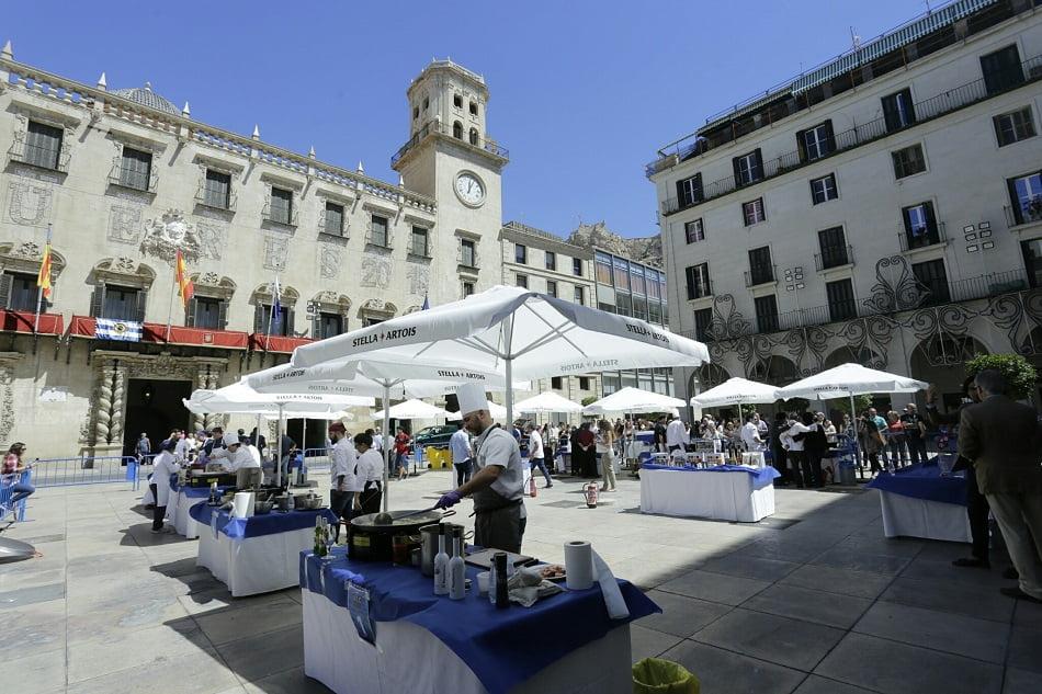 """Turismo Alicante impulsa la gastronomía alicantina con """"Enamórate del Arroz"""""""
