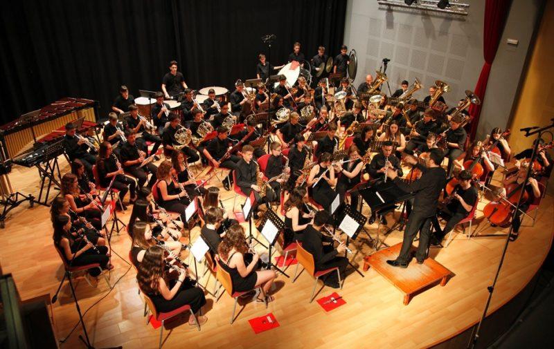 El IVC, Bankia y la FSMCV impulsan la formación de bandas de música juveniles