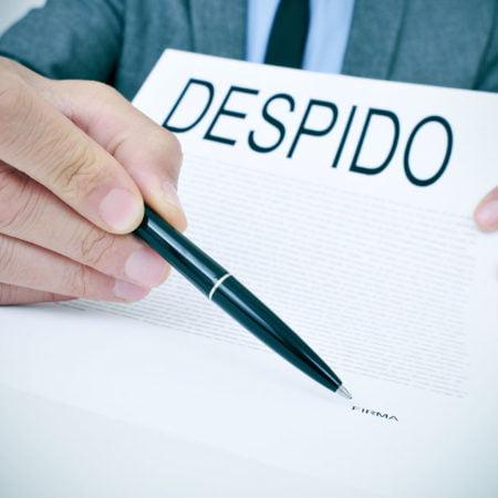 demandas por despido
