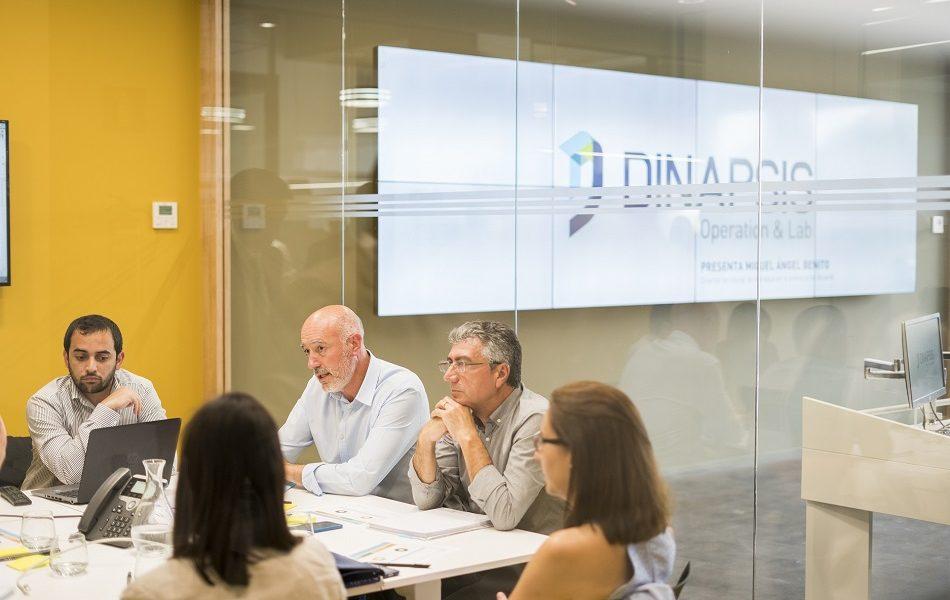El centro de innovación Dinapsis cumple dos años como referente del desarrollo sostenible