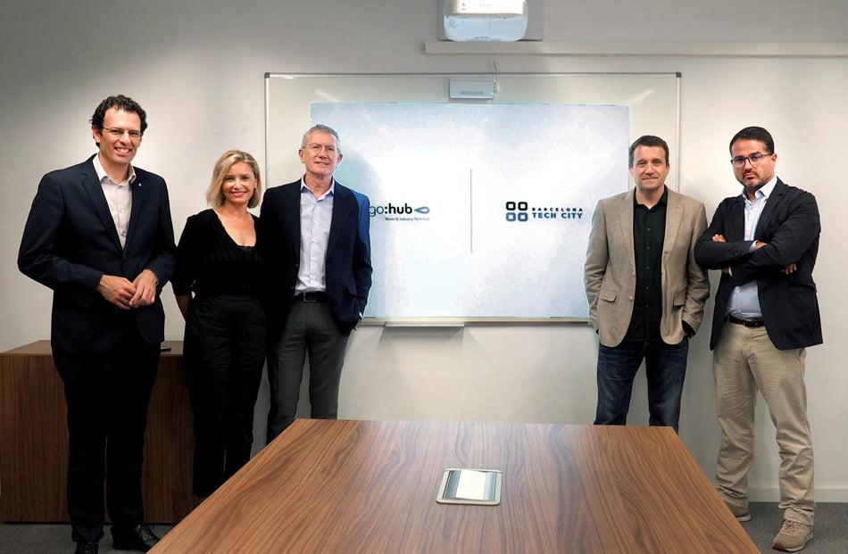Imagen destacada GoHub abre su tercera sede en Barcelona Tech City