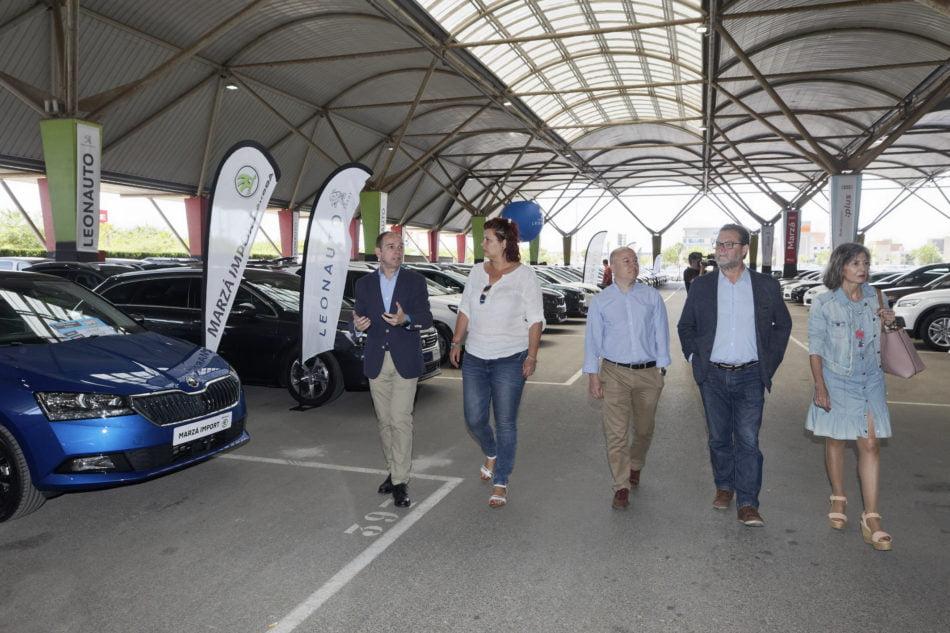 Imagen destacada Veinte empresas del automóvil se implican en la XVIII Motorocasión Castelló 2019
