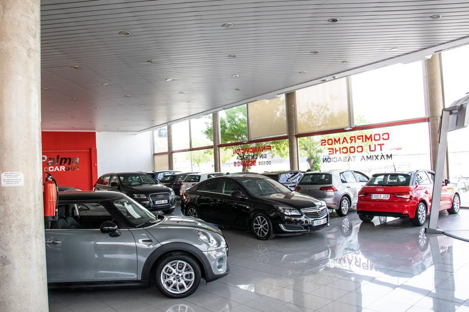 Imagen destacada Nueva Feria de Ocasión en Automóviles Palma