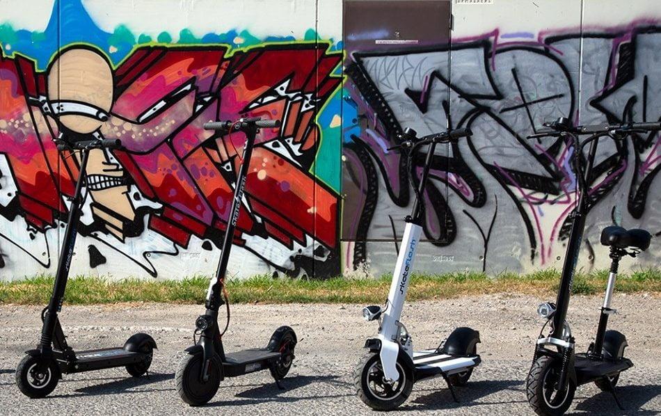 Imagen destacada El coto a vehículos de movilidad personal en las calles de Benidorm, en marcha desde hoy