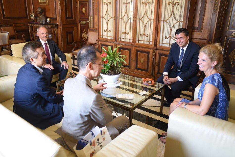 Castellón impulsa el Foro España-Japón que acogerá por primera vez en noviembre