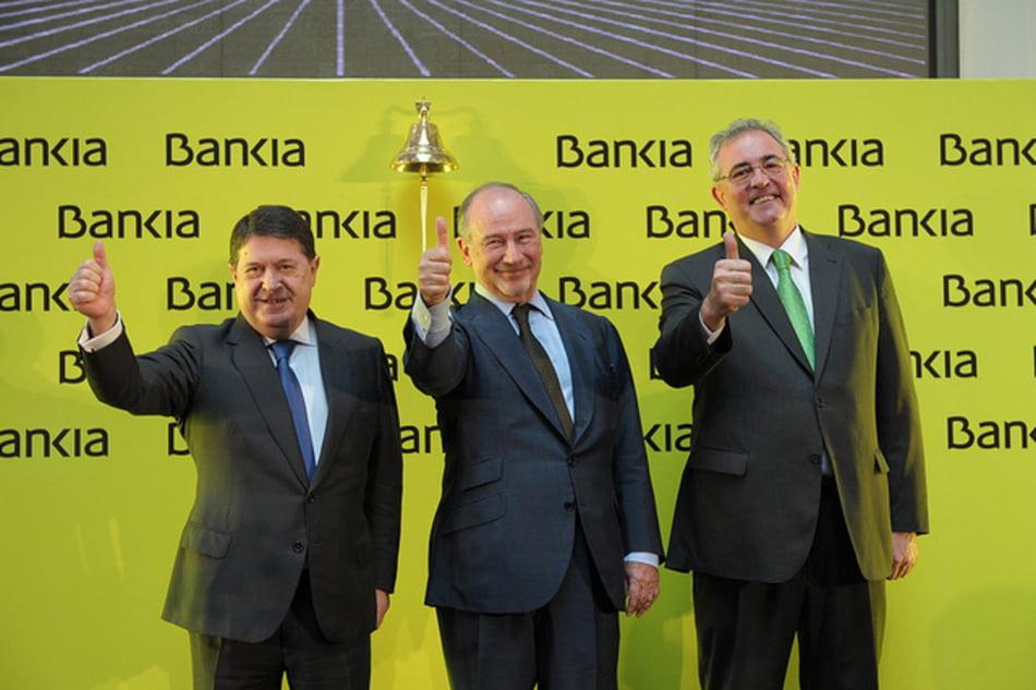 Anticorrupción aumenta la petición de penas para Rato y Olivas en el caso Bankia