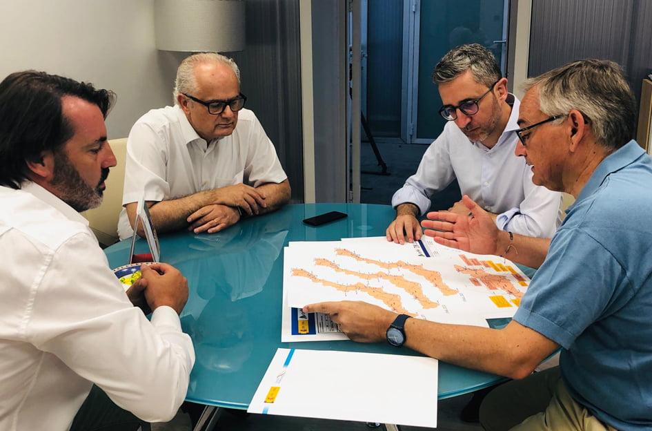 La adjudicación de obras del Corredor Mediterráneo se triplica