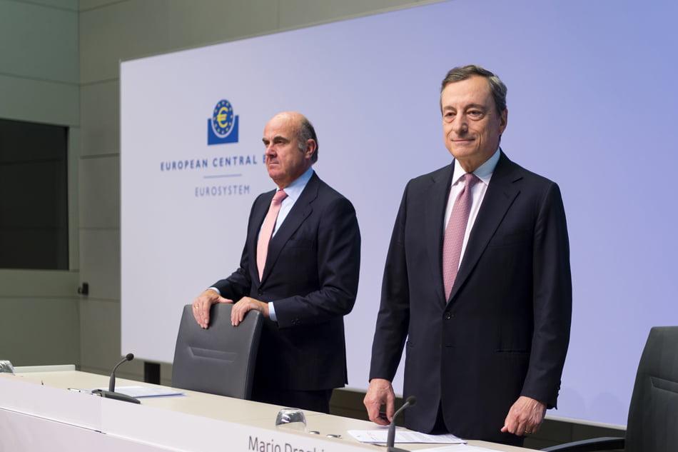 Imagen destacada El BCE prevé mantener e incluso reducir los actuales tipos de interés