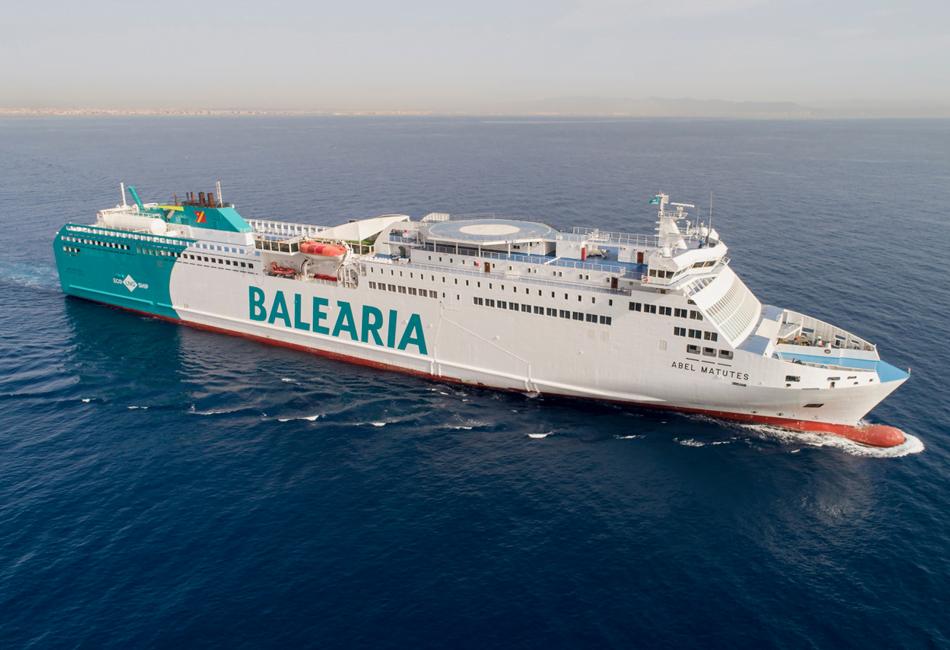 Baleària será la primera naviera en certificar sus buques contra la COVID-19