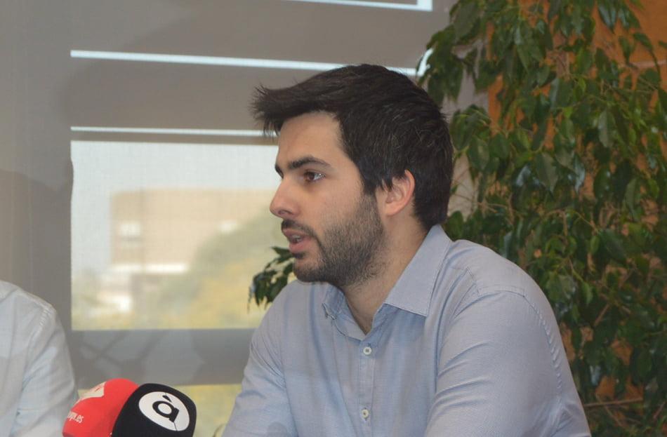 Imagen destacada David Pistoni, nominado al premio mejor proyecto empresarial europeo