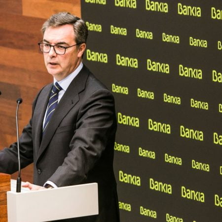 Bankia acción