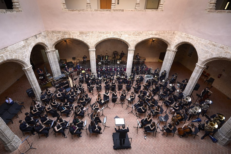 Imagen destacada La Joven Banda Sinfónica de la FSMCV inicia la temporada de conciertos 2019