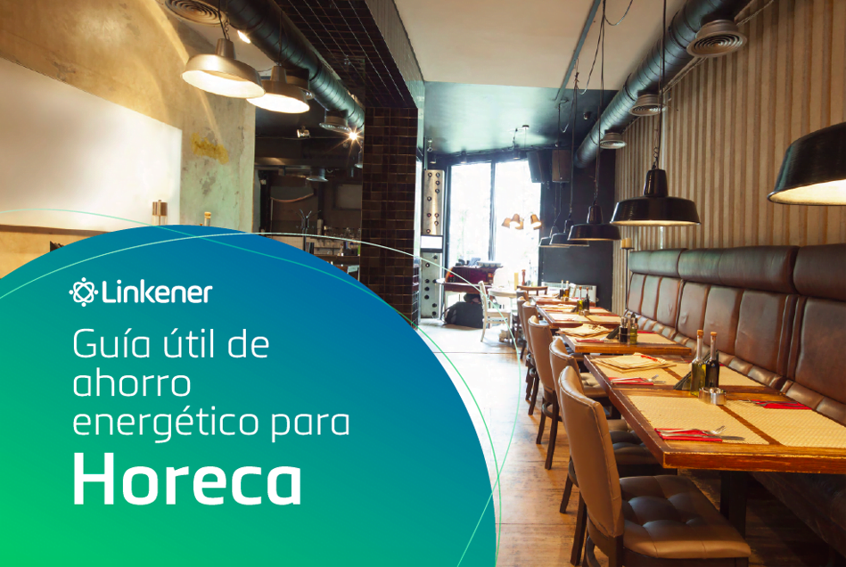 Imagen destacada Linkener publica una guía para reducir el consumo de energía en el canal Horeca