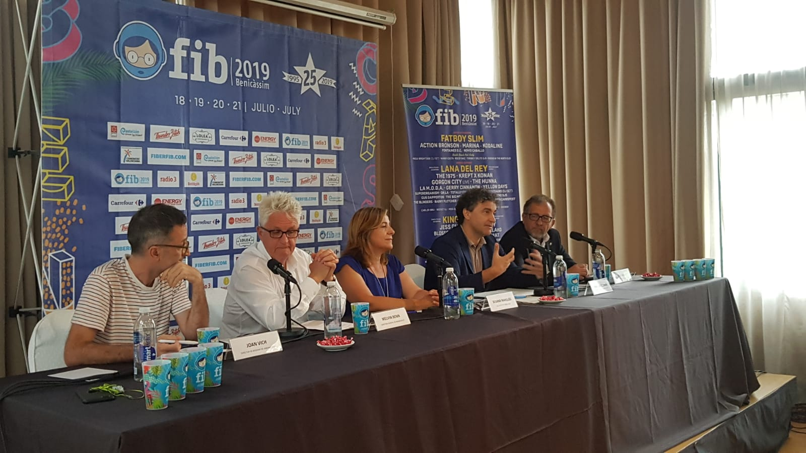 Colomer destaca al FIB como máquina de promoción de la Comunitat Valenciana