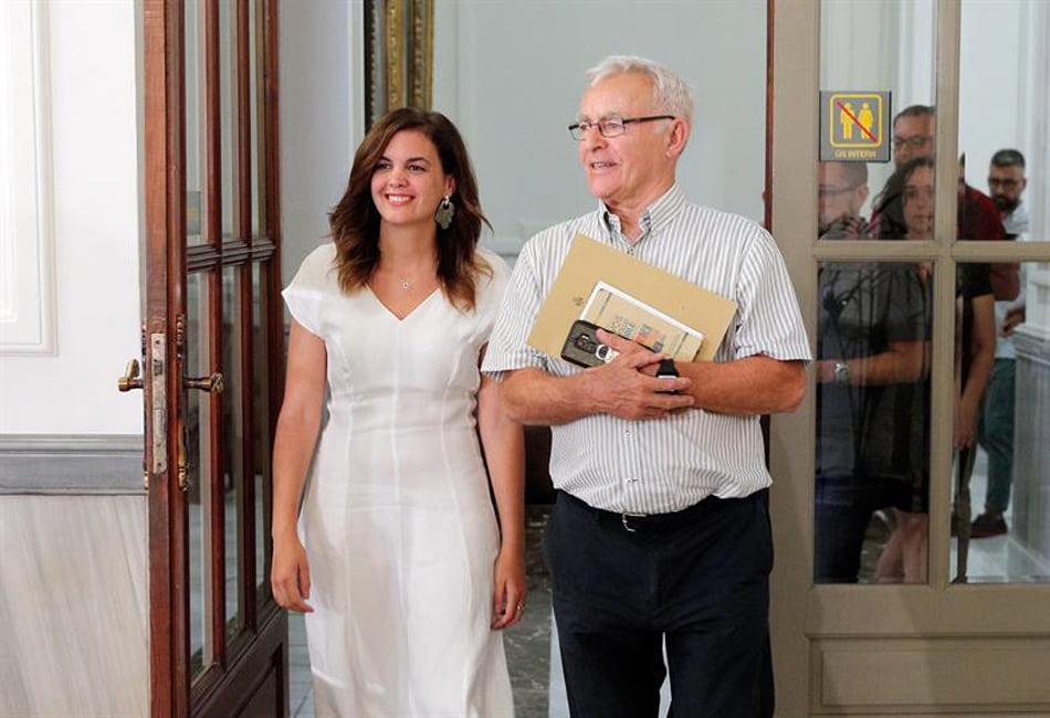 Imagen destacada Acuerdo para el gobierno de València con Sandra Gómez como vicealcaldesa