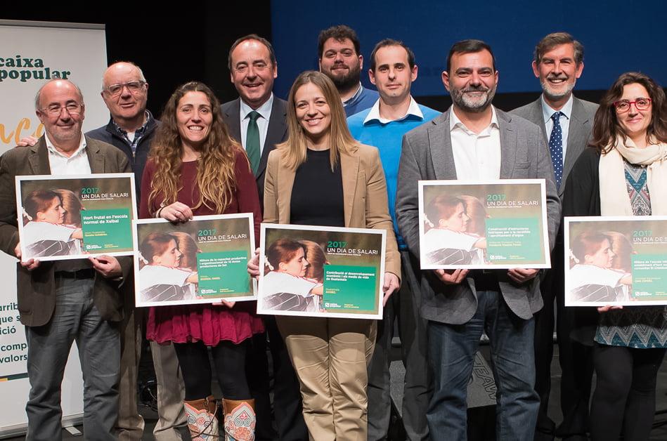 Imagen destacada Caixa Popular destina 1.657.241 euros a iniciativas sociales en la Comunidad Valenciana