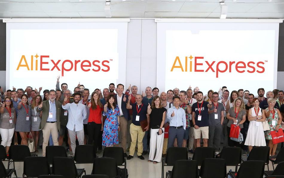 Imagen destacada AliExpress abrirá su nueva tienda física en Barcelona el 29 de noviembre