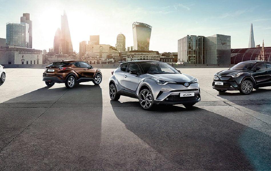 Imagen destacada Toyota C-HR, la revolución híbrida en un SUV compacto