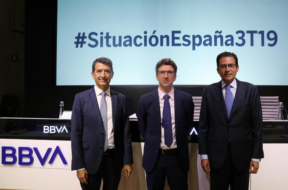 Imagen destacada BBVA empeora su previsión para España hasta una caída del 11,5 % este año
