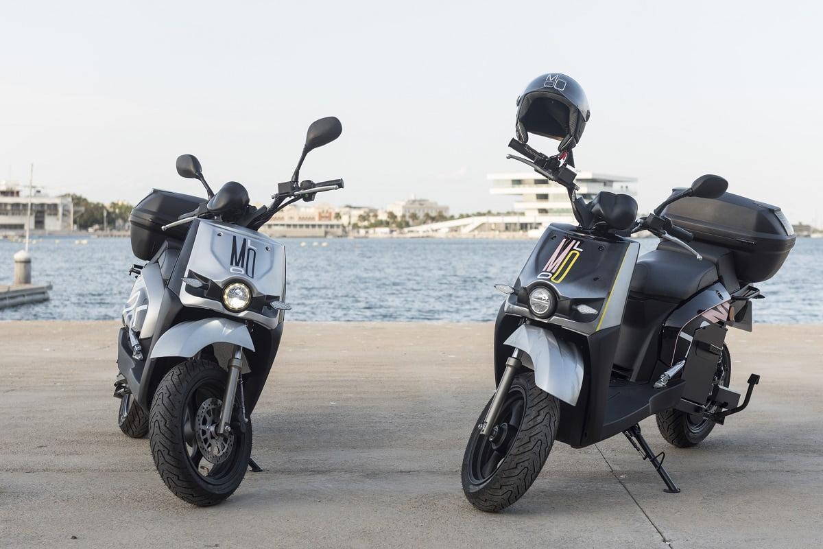 Imagen destacada València, territorio 'motosharing'
