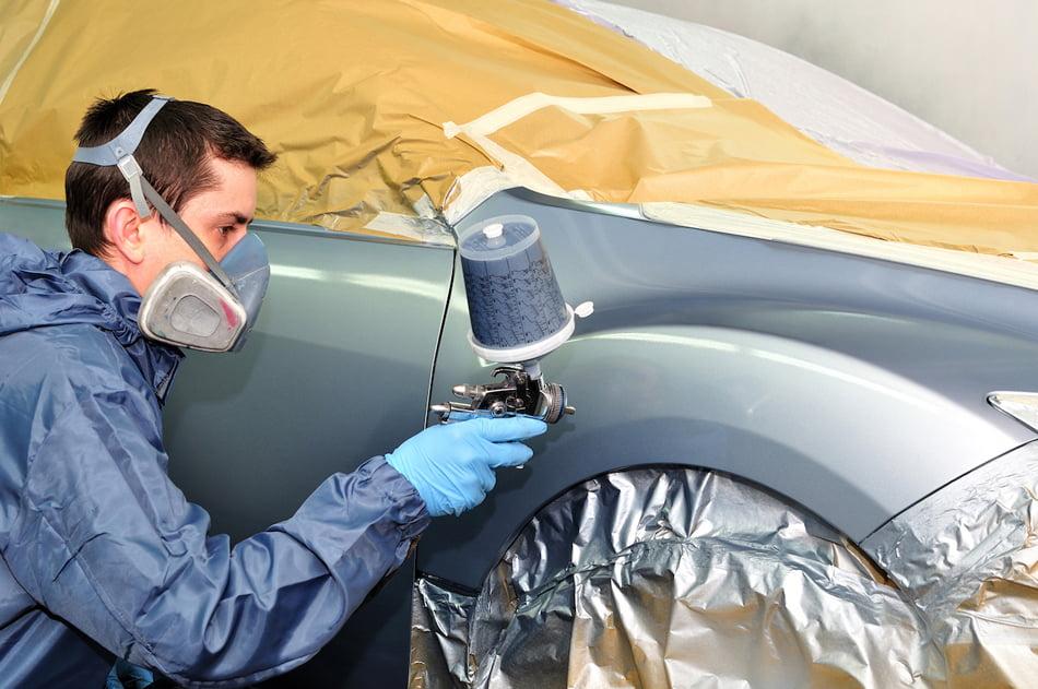 Imagen destacada Chapa y pintura: cómo los seguros resolvieron los accidentes leves
