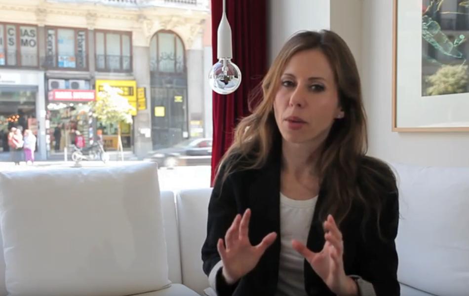 """Alexia de la Morena: """"Nos dejamos seducir cuando nuestro cerebro necesita emociones"""""""
