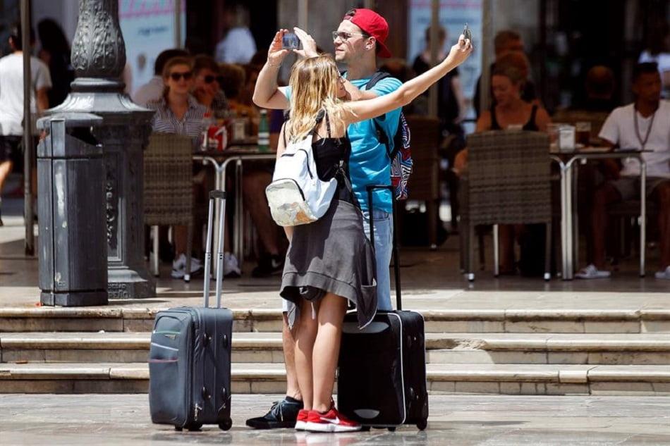 Imagen destacada Los turistas extranjeros suben un 3,9 % y el gasto turístico un 7,9 % en 2019