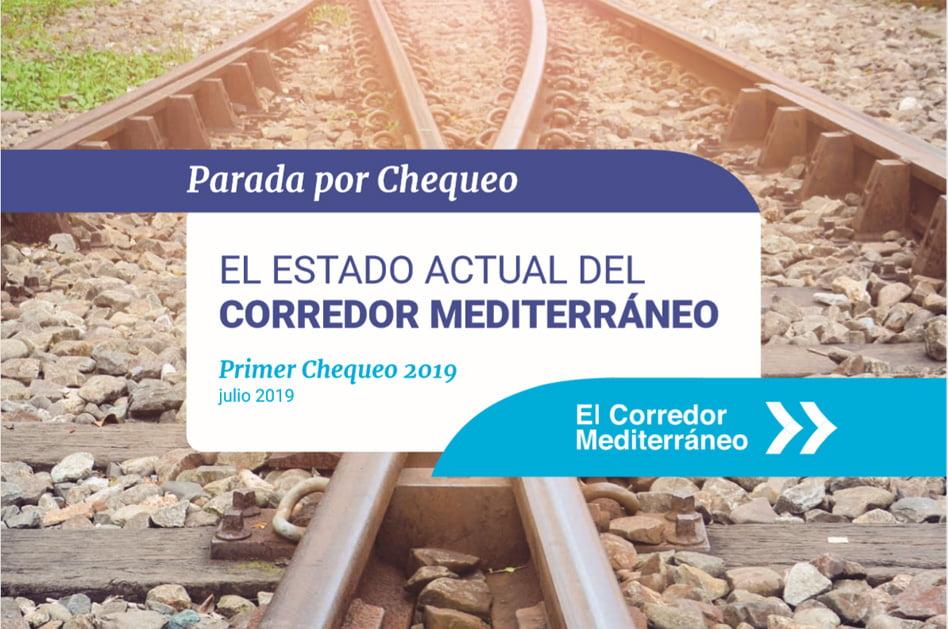 Las obras del Corredor Mediterráneo progresan adecuadamente, según AVE