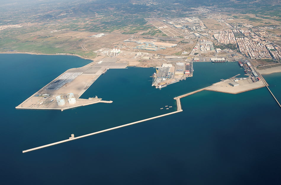Adif inicia la mejora del Corredor Mediterráneo con el puerto de Sagunto