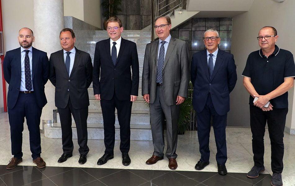 Imagen destacada La Mesa de la Cerámica se reunirá en septiembre para consolidar el sector