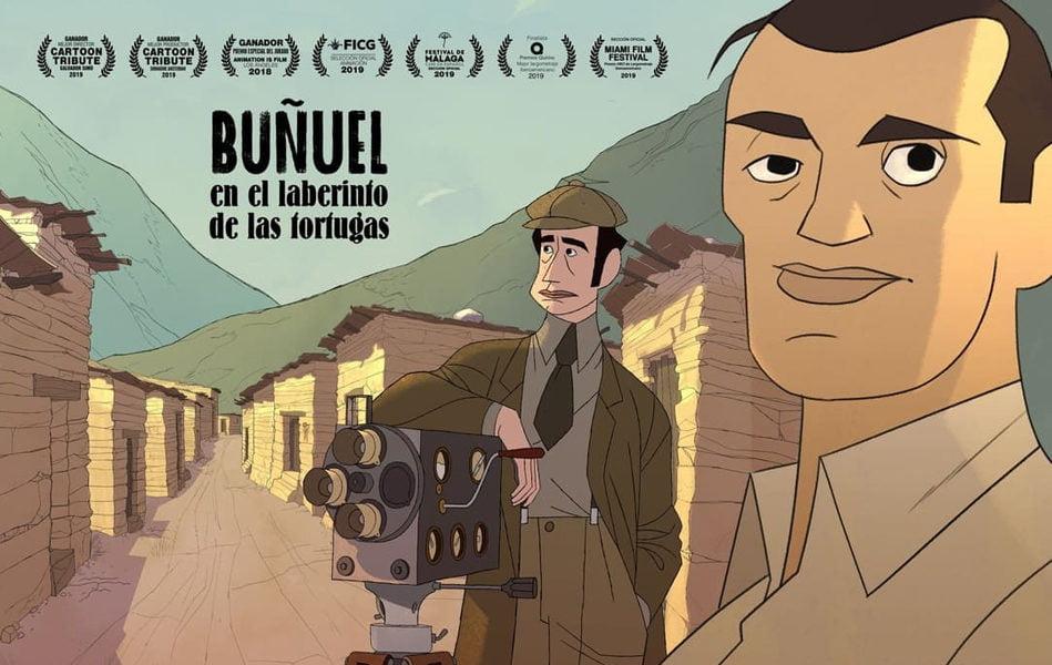 Imagen destacada 'Buñuel en el laberinto de las tortugas', a la espera de saber si es candidata de los Óscar